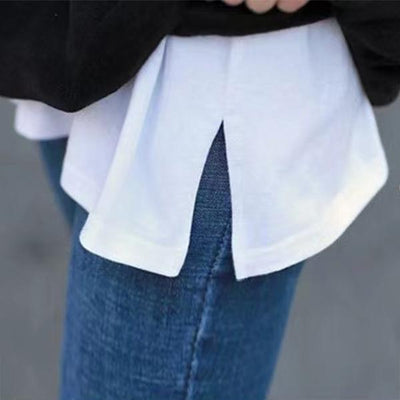OFFER Mini Skirt Shirt Extenders