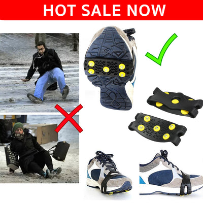 Anti-Slip for Winter