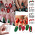 Beautiful Christmas Nails - BESTSELLER TODAY