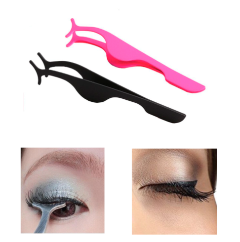 Eyelash Tweezers Applicator