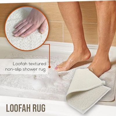 Stain Resistant Shower Rug