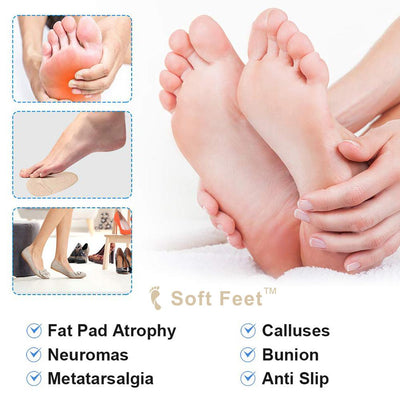 Soft Feet™ Anti-Slip & Pain Relief