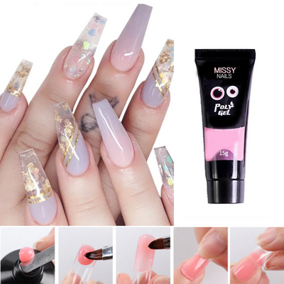 PolyGel - Grow Nail Instantly - BLACKFRIDAY SALE