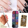 Instant Diamond Accessories - One Touch Pen with 2000+ Diamonds