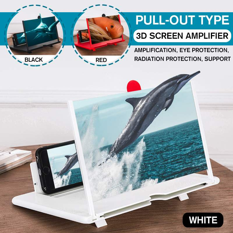 2020 - HD Mobile Phone Screen Amplifier