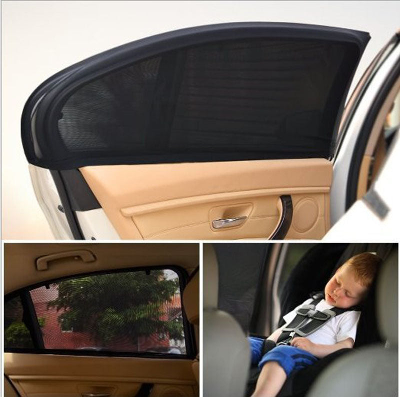 2Pcs Car Sun Shades