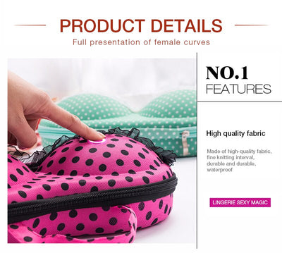 Bra Box Healthy Protect Underwear