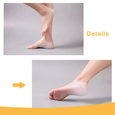 Invisible Height Increased Insoles®
