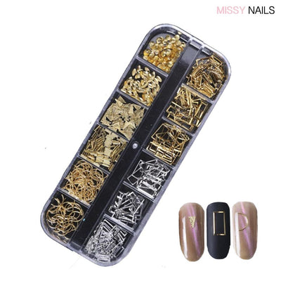 3D Nail Art Decorations