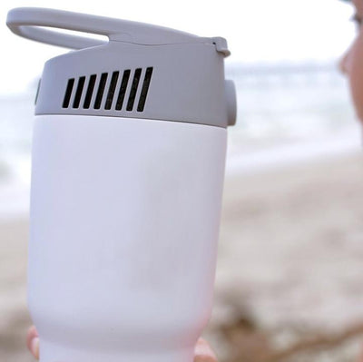 Personal Cooling & Heating System- Portable AC MUG
