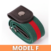 Buckle-free Invisible Elastic Waist Belts (Models)