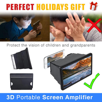 3D Screen Amplifier 🎁 2x1 OFFER
