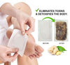 Anti inflammation swelling ginger foot patch