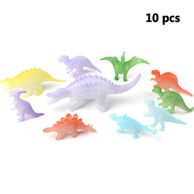 Dinosaurs Luminous Toys Glow in The Dark