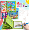 OFFER Magic Water Drawing Book