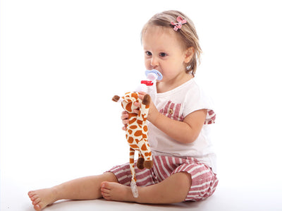 Infant Pacifier animal cartoon