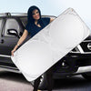 Foldable Sun Shade Car Front Rear Window