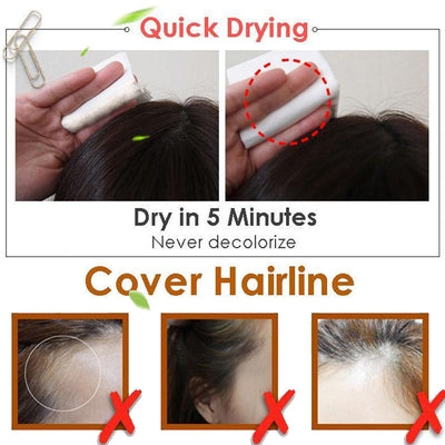 Natural Herb Instant Hair Root Dyeing Pen