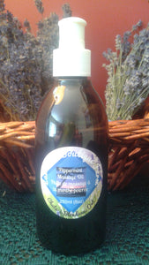 Peppermint Massage Oil