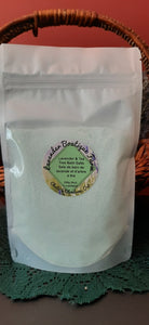 Lavender & Tea Tree bath salt pouch