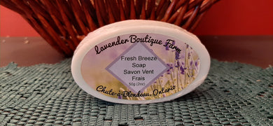 Fresh Breeze bar soap