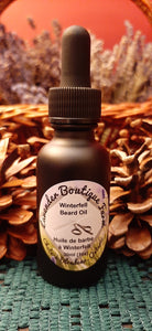 Winterfell beard oil