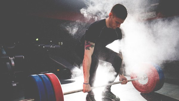 The Powerlifting Training Plan