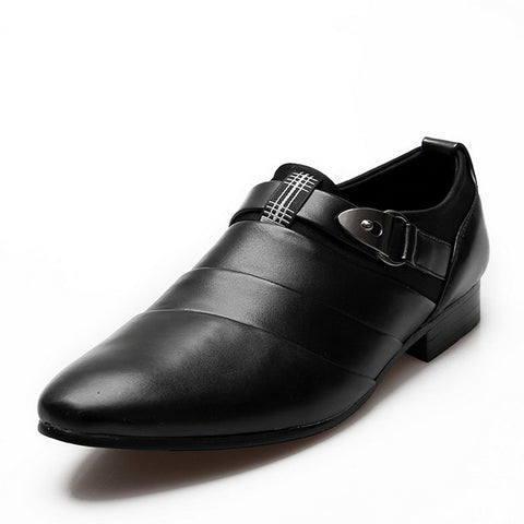 Latest Style Pointed Toe Slip On Men