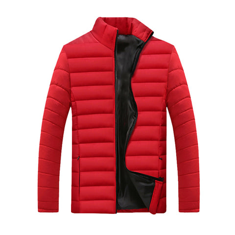 Cotton Padded Thick Male Jacket