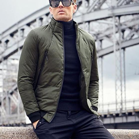 Cotton Padded Jacket coat Thick Quilted