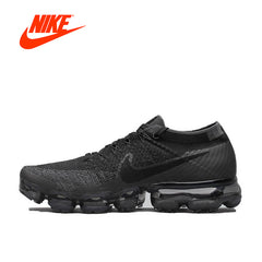 Image of Air VaporMax Flyknit Breathable Men's Running Shoes