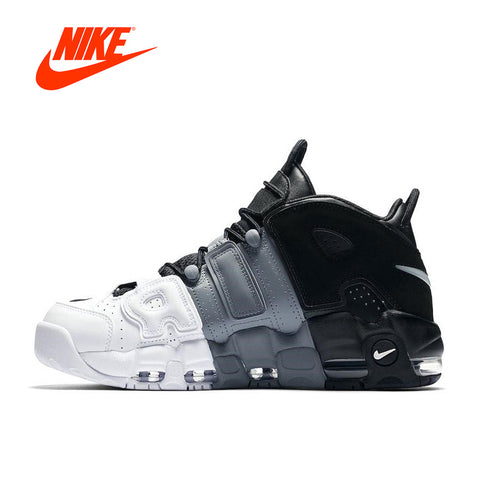New Arrival Authentic Nike Air More Uptempo Tri-Color