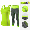 Image of Fitness women lifestyle, Nylon / Polyester/ spandex / Running / Yoga / any sports / quickly dry / soft / Compressed, Breathable, Anti-Shrink, Eco-Friendly, Quick Dry