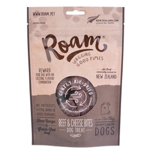 Roam Beef & Cheese Bites 150g