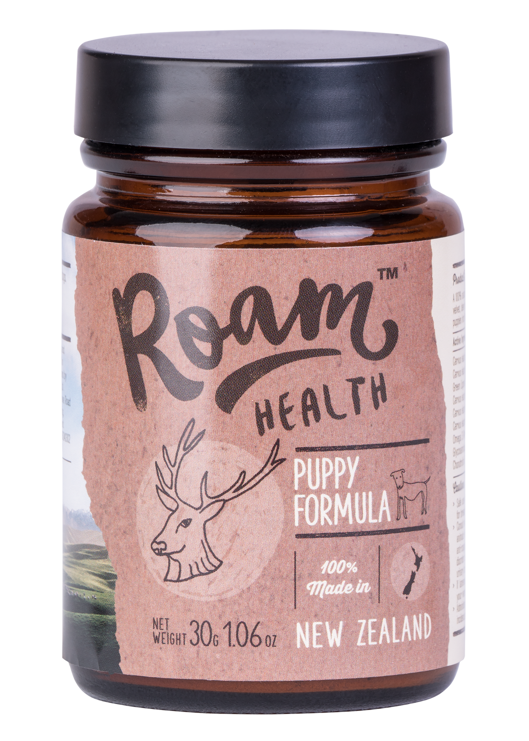 Roam Health - Puppy Formula 30g