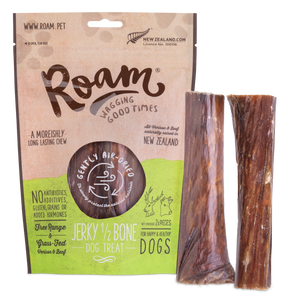 Roam Air-Died Half Jerky Bone Twin Pack