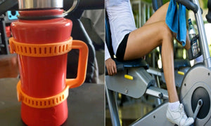 Arthritis Exercise Equipment and Drinking Aid