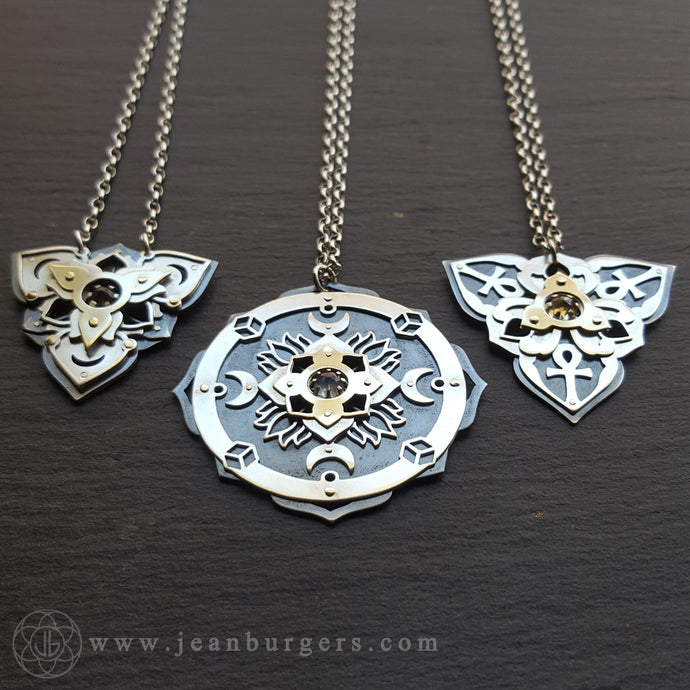 The Geometric Talisman Collection