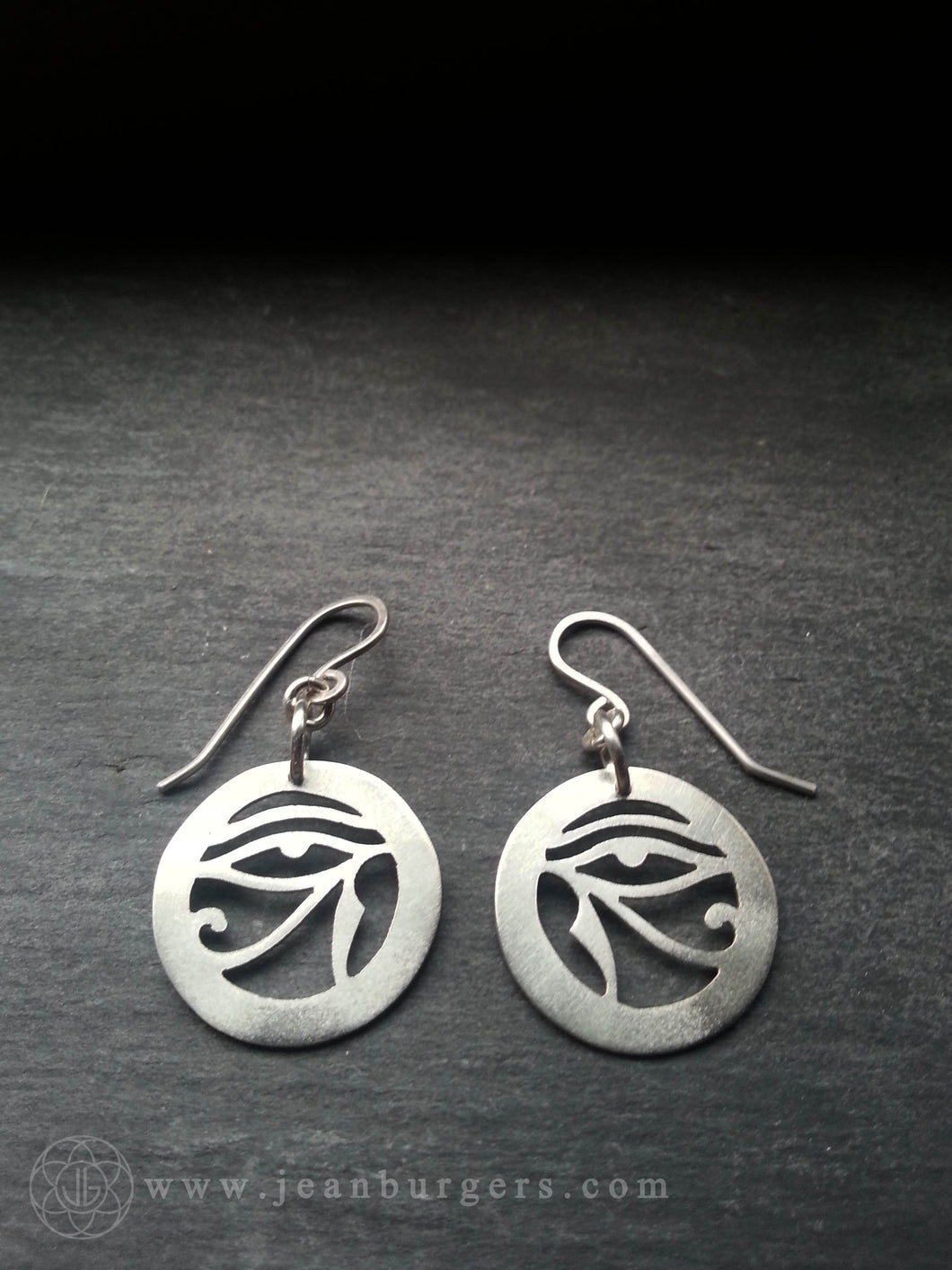 Eye of Ra Earrings