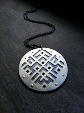IfNotForGravity Geometric Collaboration Pendant 2