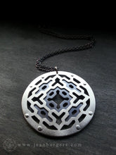 IfNotForGravity Geometric Collaboration Pendant 3