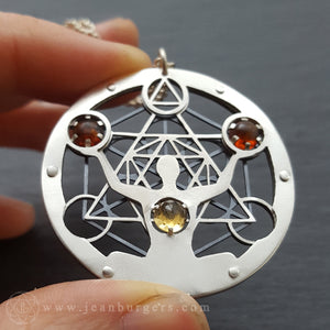 Fire Talisman - Goddess Series