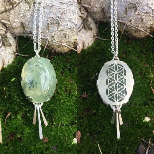 Flower of Life Pendant  ~Renewal Series~