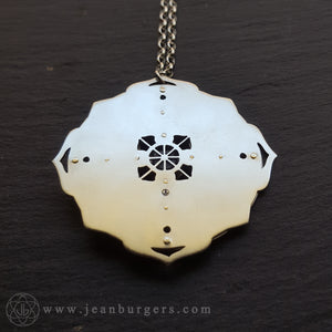 Moon Flower Talisman
