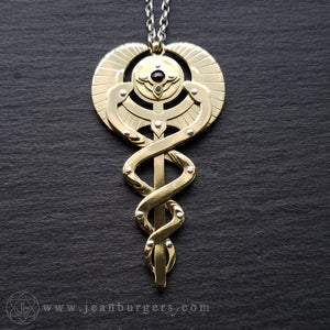 Caduceus - Staff of Thoth