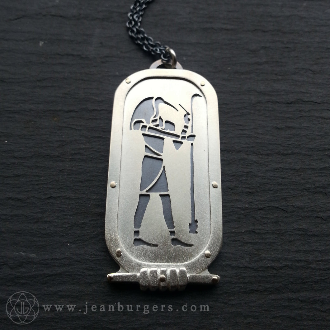 Egyptian Thoth Pendant