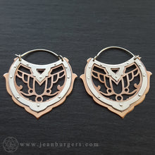 Geo Earrings 4