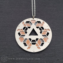 IfNotForGravity Geometric Collaboration Pendant 6