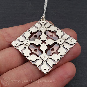 Geometric Pendant - Bloom
