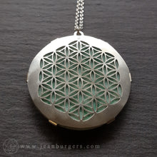 Aotea Flower of Life Pendant - large